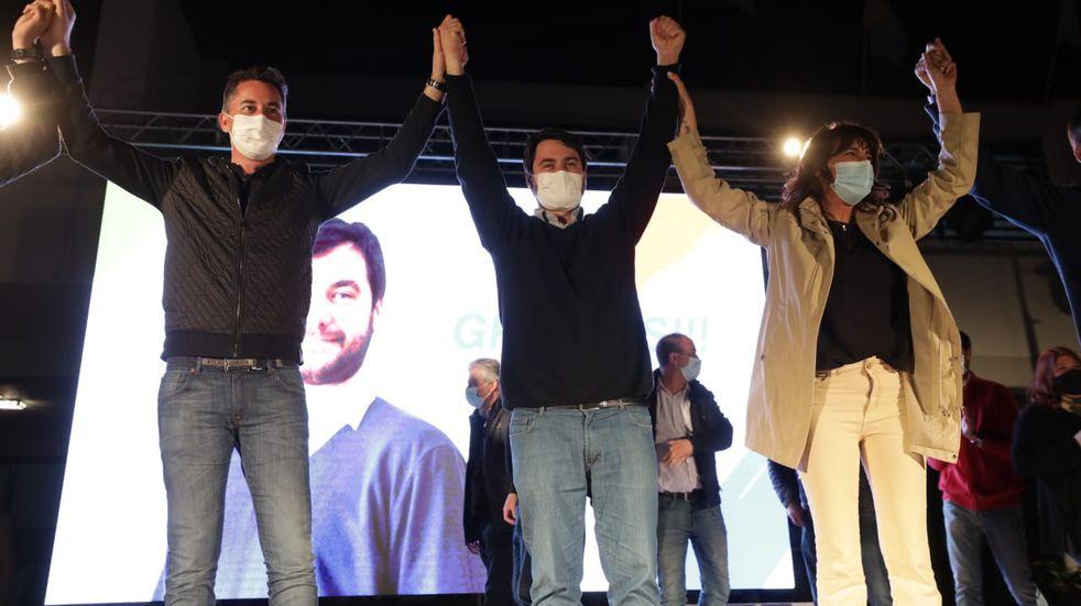Franco Suárez se impuso en las elecciones para intendente en Sampacho