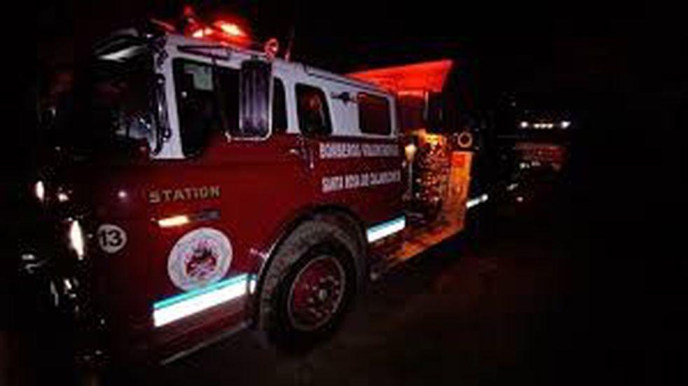 Una menor de cuatro años muere tras incendiarse su casa