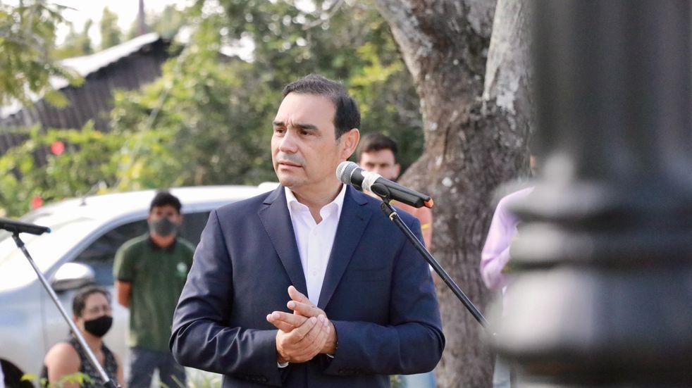 Gustavo Valdés sostuvo que los gobernadores del Norte analizan comprar vacunas contra el coronavirus