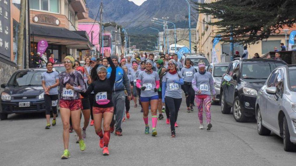 Se desarrolló la 2° Maratón por el Día Internacional de la Mujer