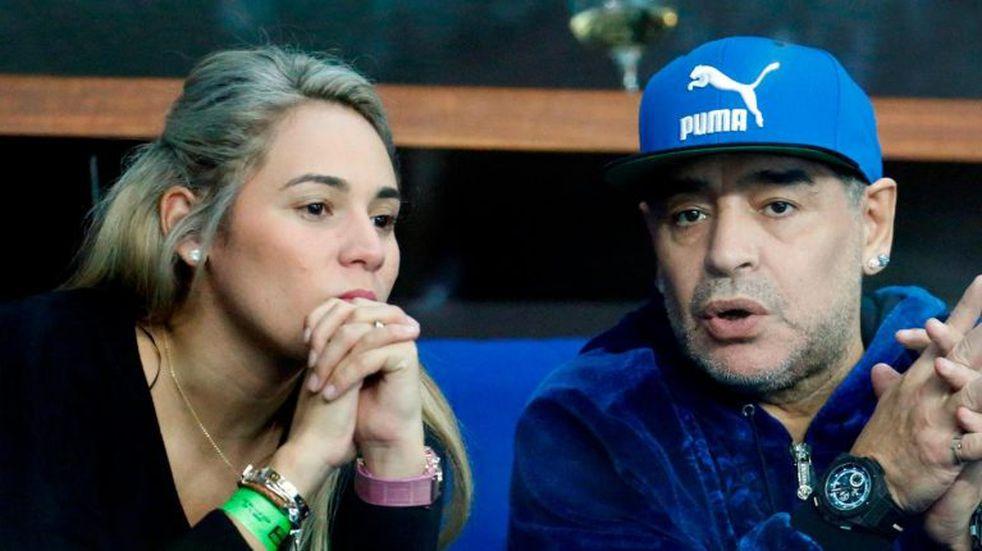 """Rocío Oliva se sacó el tatuaje que decía """"Diego"""""""