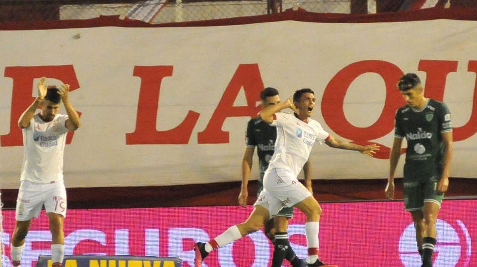 Huracán goleó 3-0 a Sarmiento de Junín por la novena fecha de la Copa de la Liga Profesional