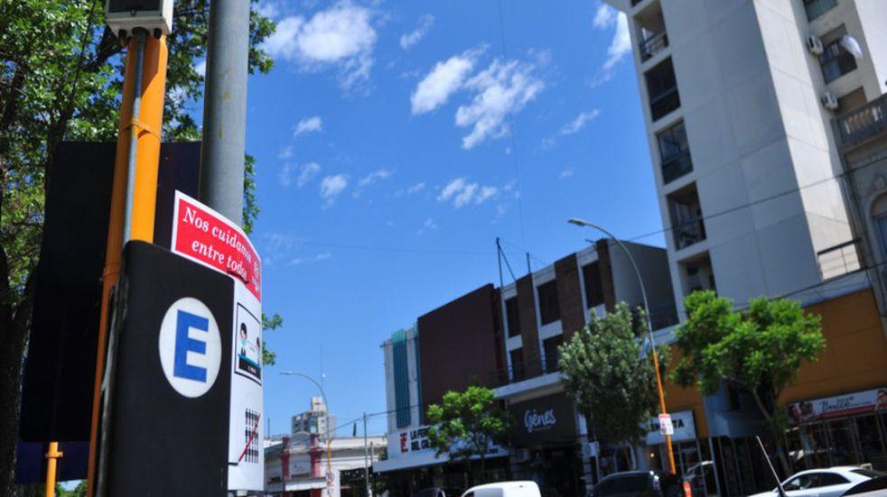 Aumento del estacionamiento medido