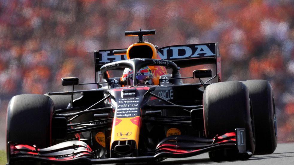 F1: Verstappen y un triunfo vital en la batalla por el título