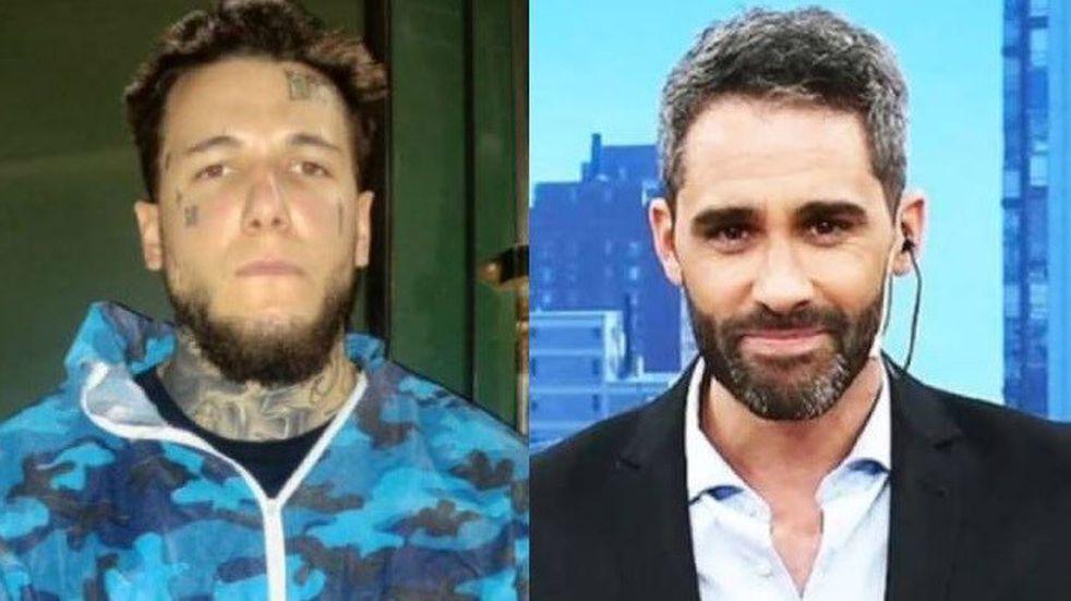 """El Pollo Álvarez pidió hacer una """"vaquita"""" para echar del país a Alex Caniggia"""
