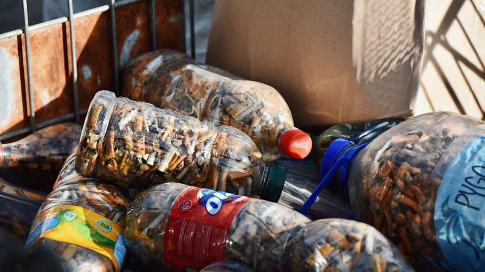 """La Municipalidad recibió el certificado de tratamiento de residuos peligrosos por la campaña """"Marzo sin Colillas"""""""