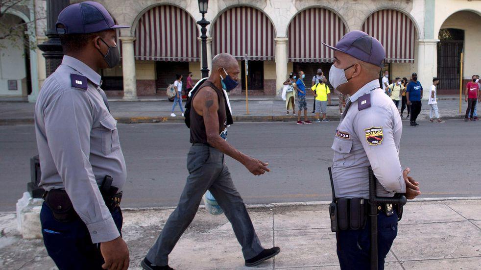 Protestas en Cuba: la Sociedad Interamericana de Prensa exigió la inmediata liberación de periodistas independientes
