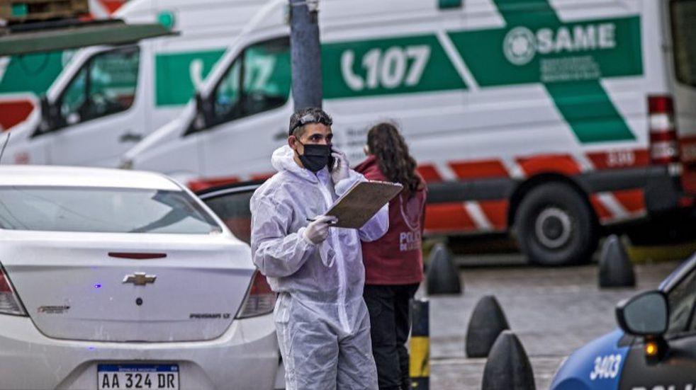 Coronavirus en la Argentina: hubo 53 nuevos muertos y son 9.912 las víctimas fatales