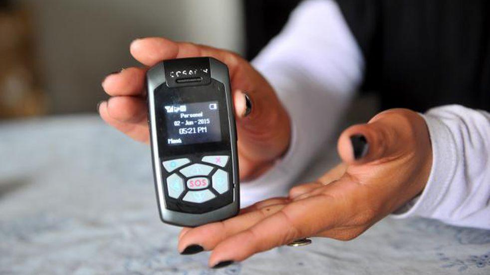 El botón antipánico fue clave (imagen ilustrativa).
