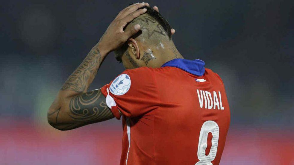 Sigue el escándalo en la Copa América: así rompió la burbuja la Selección de Chile