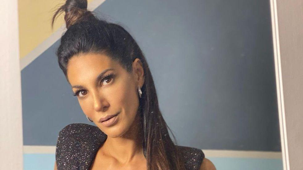 Silvina Escudero besó en la boca a Noelia Marzol y la foto se volvió viral