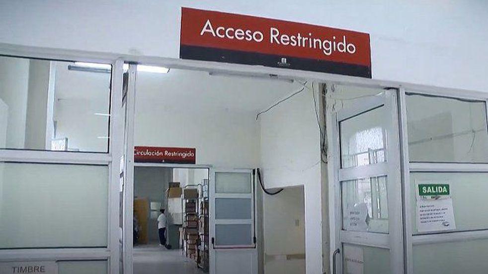 Derivan pacientes del Hospital San Martín a centros de salud y otros hospitales de la zona