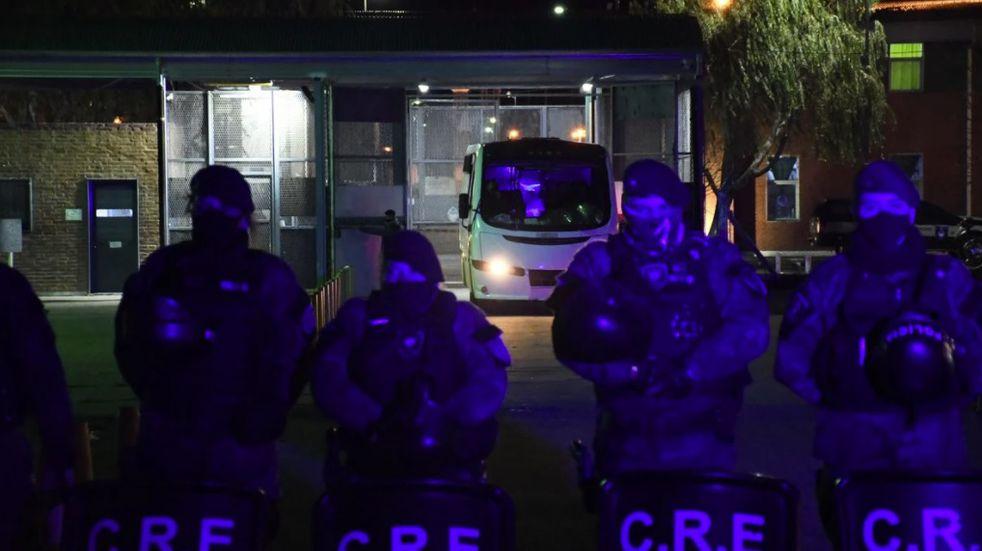 Identificaron al delincuente muerto en el tiroteo y fuga de la cárcel de Piñero