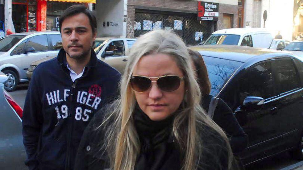 """Piden que se investigue al marido de Carolina Píparo por """"homicidio en grado de tentativa"""""""