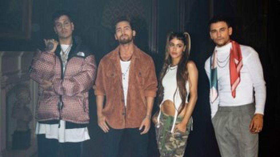 """Duki junto a MYA y Tini superaron el millón y medio de vistas con """"2:50 remix"""""""