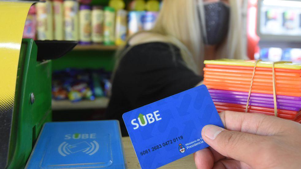 Convocatoria a comercios de barrio a inscribirse para vender y cargar la tarjeta SUBE