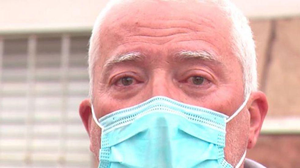El hombre de 61 años trabajaba como delivery.