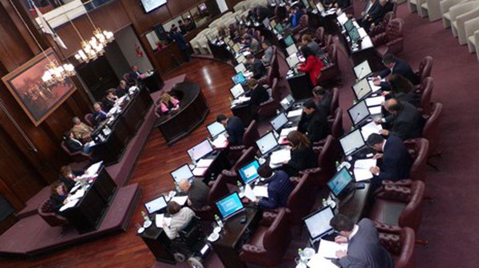 Cámara de Diputados San Luis