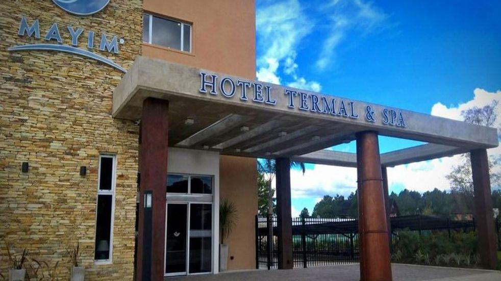 El hotel tiene ocupación plena para este fin de semana.