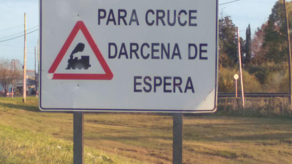 Sorpresas ortográficas por las rutas argentinas