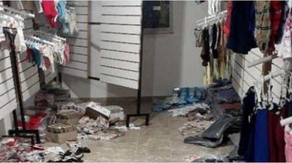 A dos cuadras de una comisaría, robaron más de un millón de pesos en un comercio de Villa Krause
