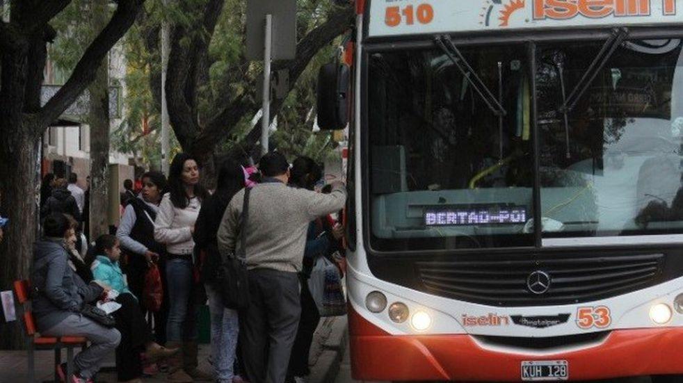 Entraron en vigencia las nuevas tarifas del transporte público de pasajeros