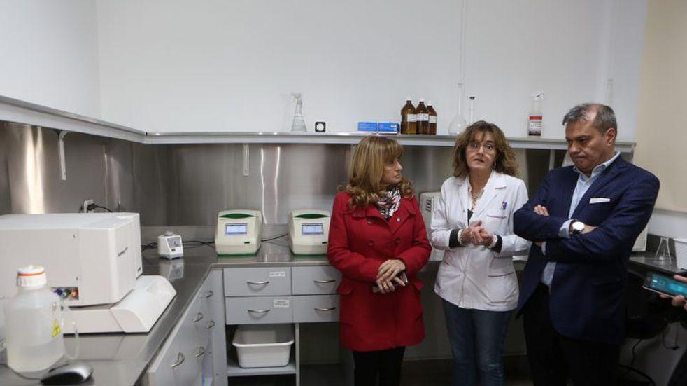 El Central realizará estudios inmunológicos para trasplantes de todo Cuyo
