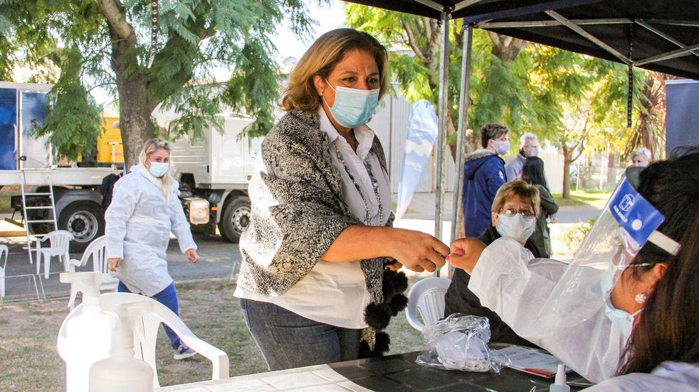 Sonia Martorano pidió que los adolescentes se anoten para vacunarse y mencionó una tercera dosis