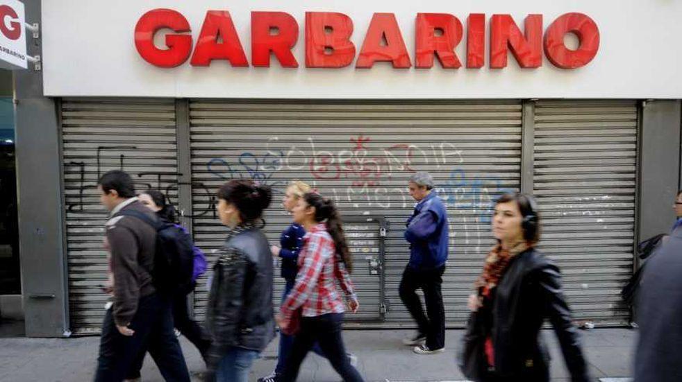 Garbarino fue sancionado por Defensa del Consumidor de Chaco