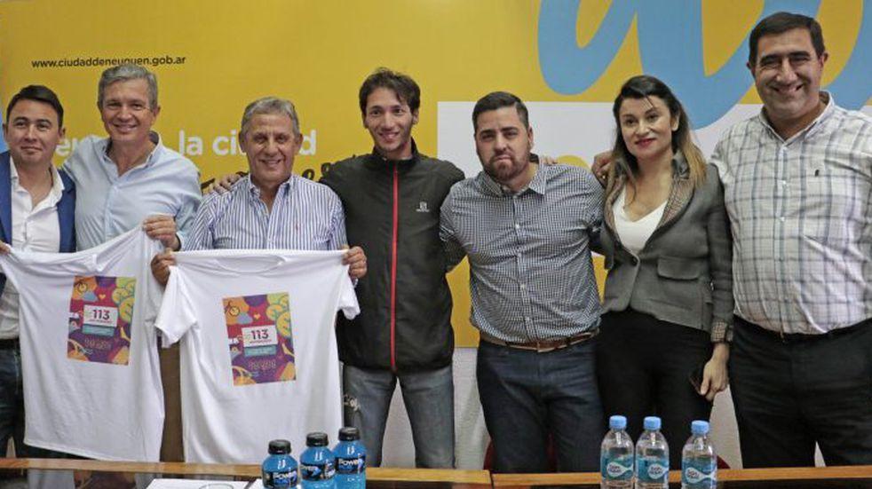 500 personas ya se inscribieron para participar de la prueba atlética Neuquén Corre