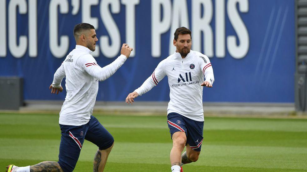 El debut de Lionel Messi en PSG deberá esperar. (Prensa París Saint-Germain)