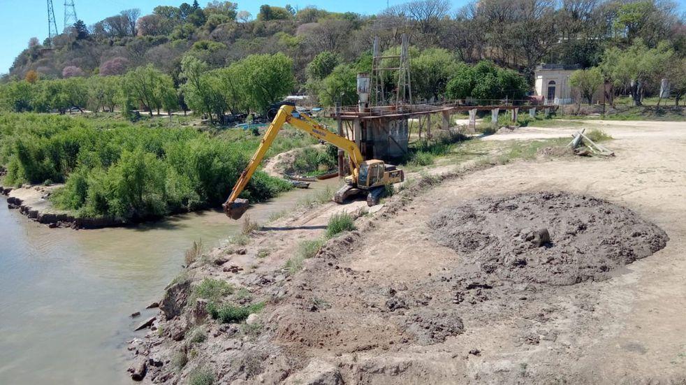 """Adán Bahl: """"la ciudad está en una situación de crisis hídrica"""""""