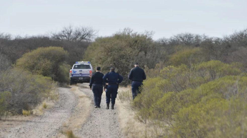 Busqueda de Guadalupe: continuará el rastrillaje en el dique Paso de las Carretas