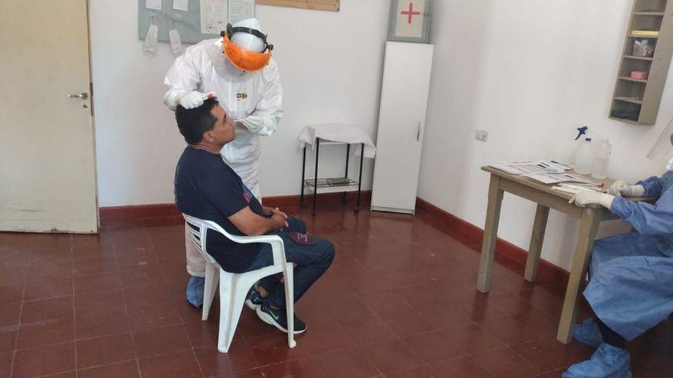 Coronavirus: siguen los trabajos en residencias de adultos mayores