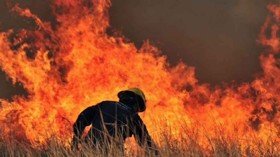 Continúa el estado de Alerta por riesgo de incendio extremo