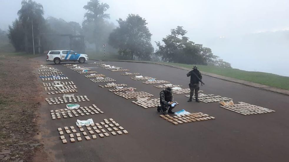 Empleado municipal misionero detenido por participar de tráfico de drogas.