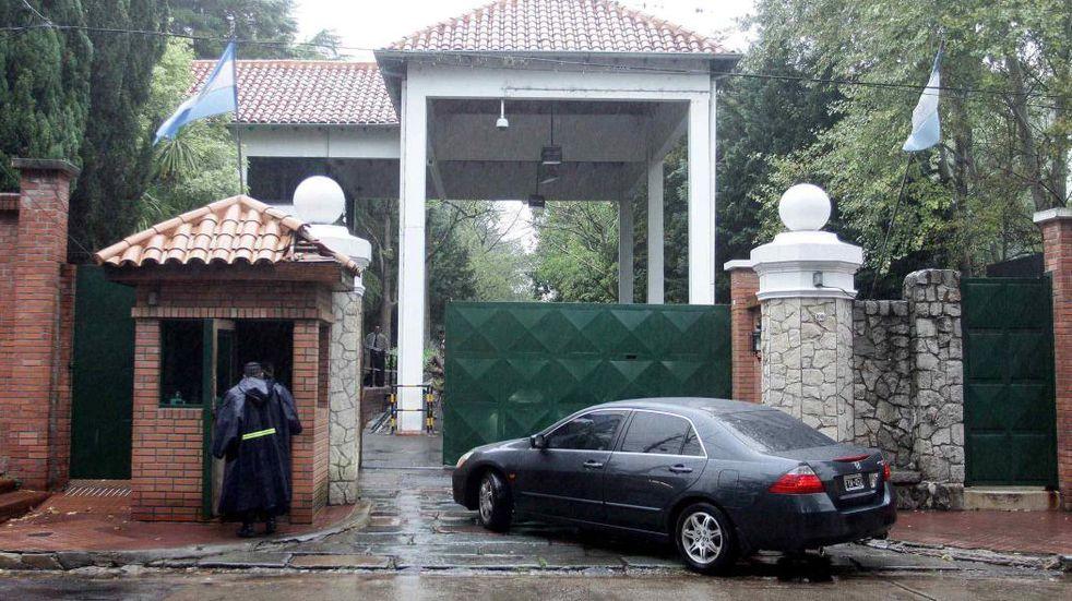 Cómo fueron las visitas a la Quinta de Olivos mientras regía el confinamiento estricto en todo el país