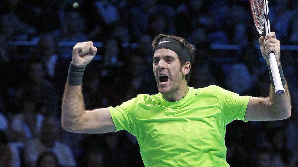 Juan Martín Del Potro mostró su recuperación en Instagram y busca volver a jugar al tenis