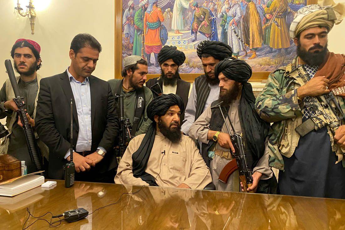 Facebook, WhatsApp e Instagram prohíben todo contenido que apoye a los  talibanes | Vía País