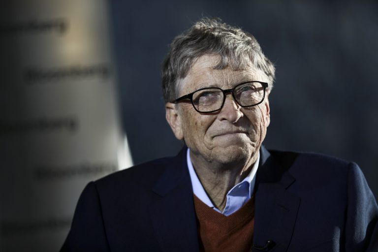 Bill Gates (Bloomberg)