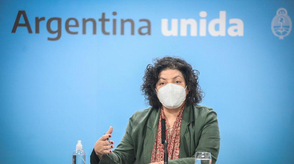 Carla Vizzotti denunció a Adolfo Rubinstein por pagos irregulares durante su gestión en Salud