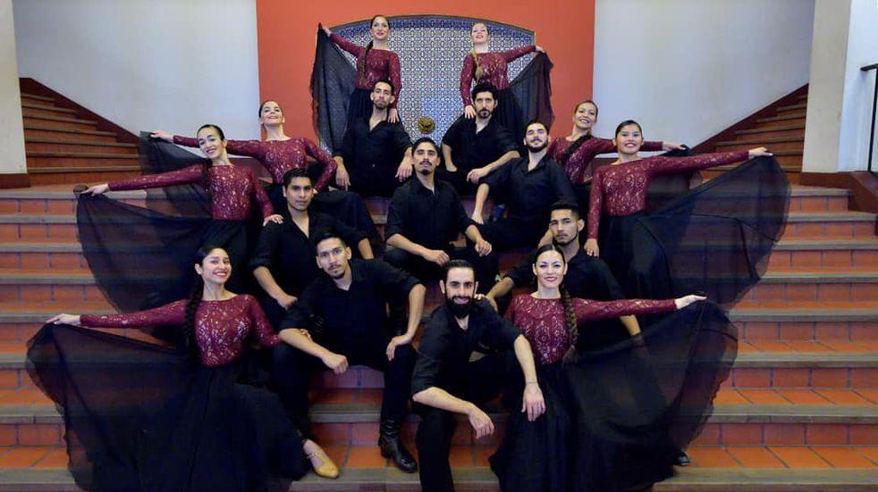 El Ballet Folklórico de Salta celebra su décimo aniversario con una función especial