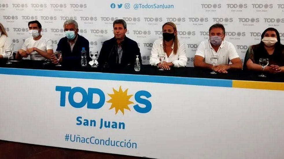 PASO 2021 en San Juan: el análisis de Sergio Uñac tras el triunfo del Frente de Todos y la evaluación positiva de la oposición
