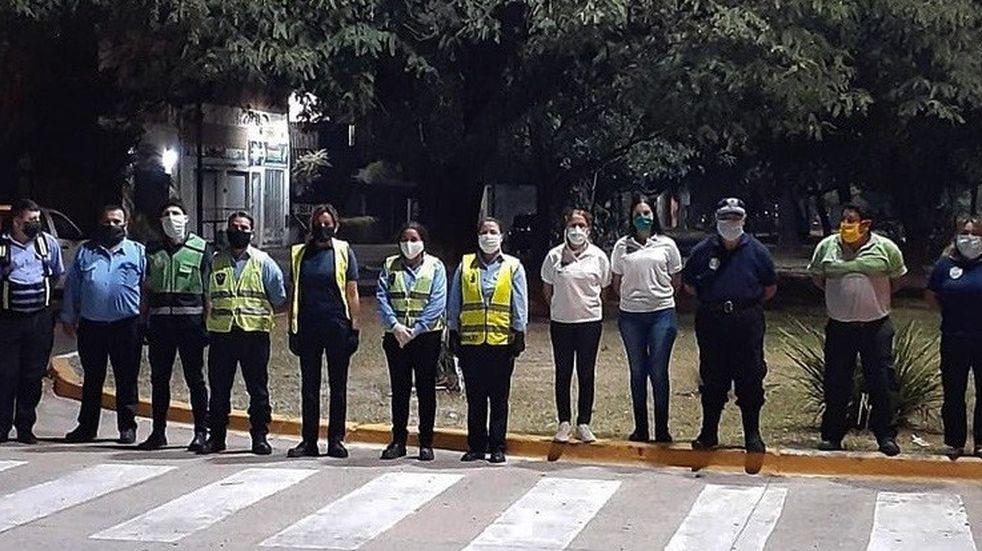 Aislamiento obligatorio: el Municipio continúa con los controles de circulación