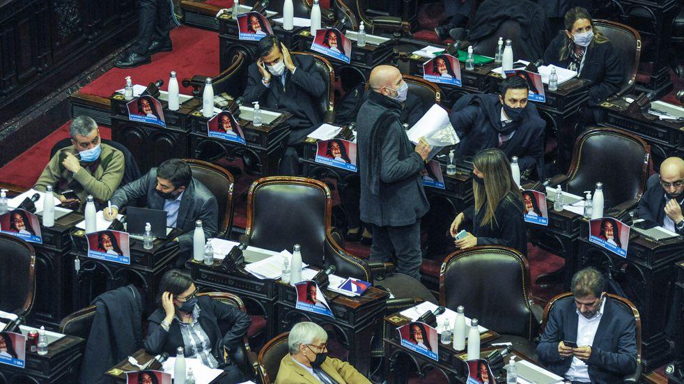 Juntos por el Cambio en alerta por la posible mayoría del kirchnerismo en el Congreso