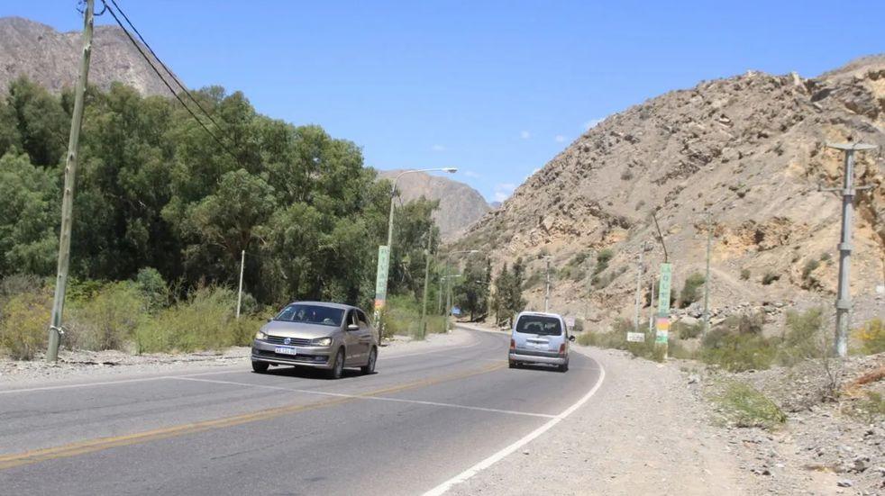 El túnel conectaría a Rivadavia con Zonda sin pasar por la Quebrada.