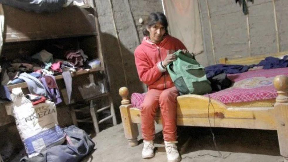 La niña sanjuanina que se desmayó por el frío y sus hermanitos podrían volver con su familia