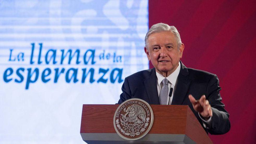 López Obrador pidió al Senado una consulta popular para enjuiciar a cinco exmandatarios