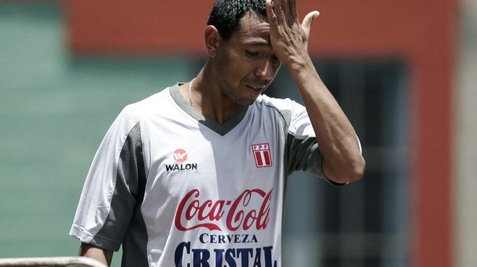 """Coronavirus: el ex Boca """"Ñol"""" Solano fue detenido en Perú por violar la cuarentena"""