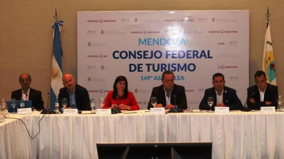 José María Arrúa asumió como presidente del Consejo Federal de Turismo